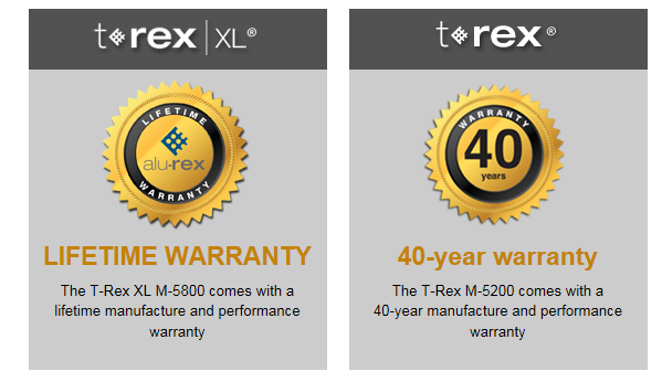 Alu Rex Pro Series Royal Building Solutions