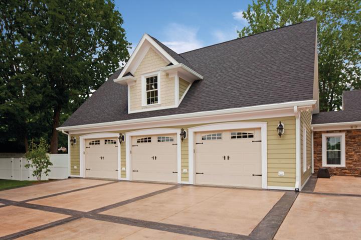 Royal Garage Door Trim System Royal Building Solutions